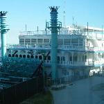 Riverboat Casino from 2nd floor room