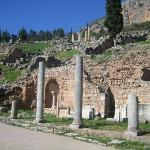 Delphi Entrance