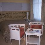 Hotel room #108