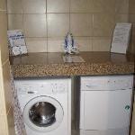 Washing mashine and the dryer