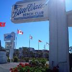 Photo de Blue Water Beach Club