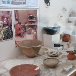 An assortment of Antalya museum's Neolithic artifacts - Small artifacts Hall - 1
