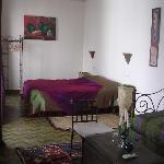 La chambre Menthe