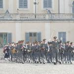 Changing of the guard, 13 March 07
