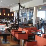 Lobby, Holiday Inn West