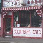 Columbian Cafe Foto