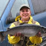 Early Silver Salmon