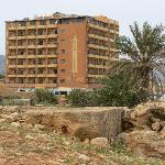 Hotel from Apollonia