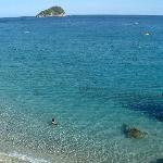 Spotorno beach
