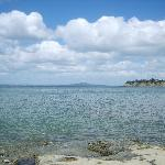 VIEW FORM LONG BAY BEACH