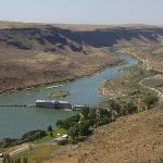 Swan Falls Dam, Snake River Birds of Prey Area