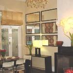 Part of Villa Dining Room