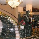 Hotel Staircase - Nice