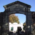 Vista general de la Puerta de la Ciudadela