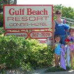 Foto de Gulf Beach Resort