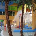 Kids Waterpark Area