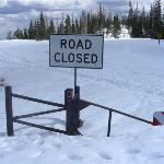 Highway 148 closed