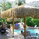 Poolside heaven