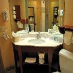 Room 126 beautiful new bathroom