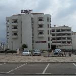 Veiw of hotel