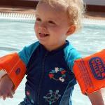 Loving the toddler's pool
