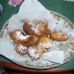 Basket of fritters