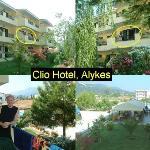 Hotel Clio montage