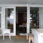 Balcony to Fisherman's Room