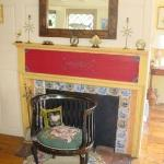 1720 House Fireplace