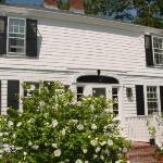 1720 House Facade