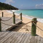Galley Bay's Gorgeous Beach