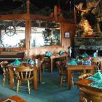 Log Cabin Inn Dining Room