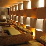 Geisha front seating