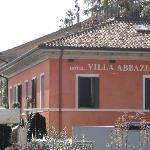 Entrance - Hotel Villa Abbazia Photo