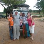Yala with Chali and Upul
