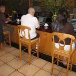 Wireless Internet Coffee Bar