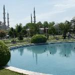 Beautiful active mosque you visit