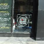 Circle In The Square Theatre Image