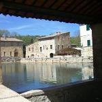 Village of Bagno Vignoni