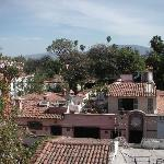View of Ajijic from Casa Blanca