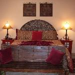 Super Comfy bed......