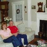 Manor's Living Room