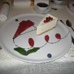 Presentation of food