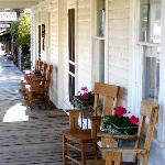Fairweather Inn Porch