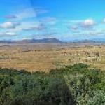 Isandlwana valley