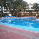 Pool & condos