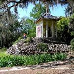 Buddha Shrine in Jungle Gardens