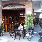 Entrance, Reception, Mini bar