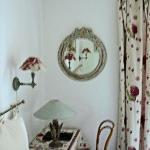 un angolo della camera