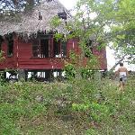 Bob Marley's cabin in Little Bay